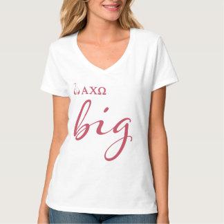 Alpha Chi Omega | Big Script T-Shirt