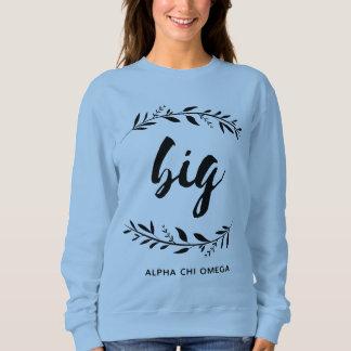 Alpha Chi Omega | Big Wreath Sweatshirt