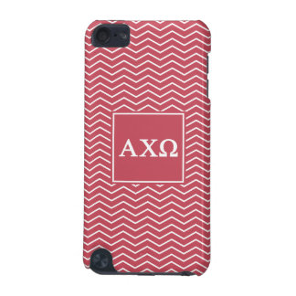 Alpha Chi Omega | Chevron Pattern iPod Touch 5G Cases