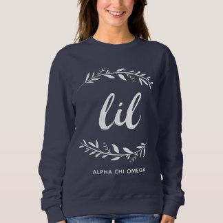 Alpha Chi Omega | Lil Wreath Sweatshirt