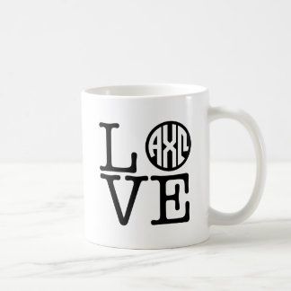 Alpha Chi Omega | Love Coffee Mug