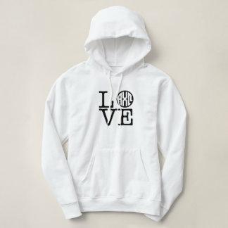 Alpha Chi Omega | Love Hoodie
