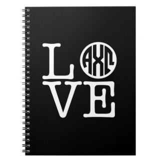 Alpha Chi Omega | Love Notebook