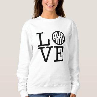 Alpha Chi Omega | Love Sweatshirt