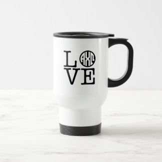Alpha Chi Omega | Love Travel Mug