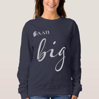 Alpha Delta Pi | Big Script Sweatshirt