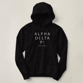 Alpha Delta Pi | Est. 1851 Hoodie