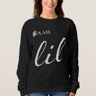 Alpha Delta Pi | Lil Script Sweatshirt