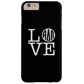 Alpha Delta Pi | Love Barely There iPhone 6 Plus Case