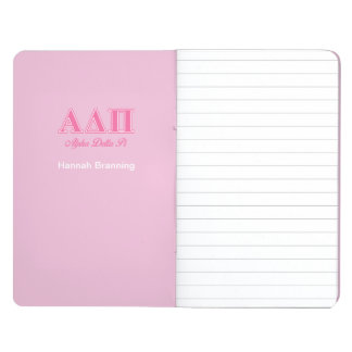 Alpha Delta Pi Pink Letters Journal