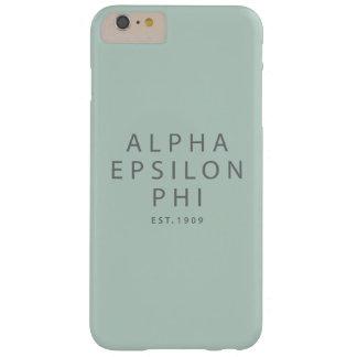 Alpha Epsilon Phi | Est. 1909 Barely There iPhone 6 Plus Case