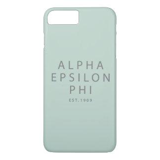 Alpha Epsilon Phi | Est. 1909 iPhone 8 Plus/7 Plus Case