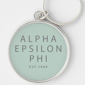 Alpha Epsilon Phi | Est. 1909 Key Ring