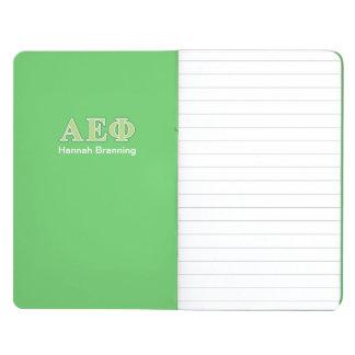 Alpha Epsilon Phi Green Letters 2 Journal