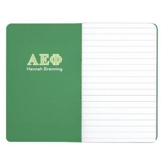 Alpha Epsilon Phi Green Letters Journal