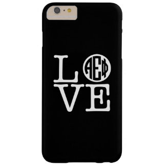 Alpha Epsilon Phi | Love Barely There iPhone 6 Plus Case