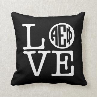 Alpha Epsilon Phi | Love Cushion