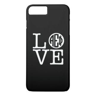 Alpha Epsilon Phi | Love iPhone 8 Plus/7 Plus Case