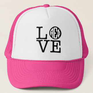 Alpha Epsilon Phi | Love Trucker Hat