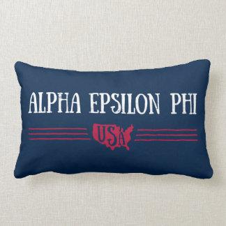 Alpha Epsilon Phi - USA Lumbar Cushion