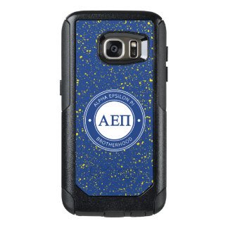 Alpha Epsilon Pi | Badge OtterBox Samsung Galaxy S7 Case