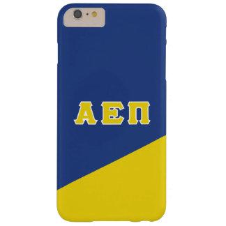 Alpha Epsilon Pi | Greek Letters Barely There iPhone 6 Plus Case