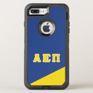 Alpha Epsilon Pi | Greek Letters OtterBox Defender iPhone 8 Plus/7 Plus Case