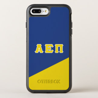 Alpha Epsilon Pi | Greek Letters OtterBox Symmetry iPhone 7 Plus Case