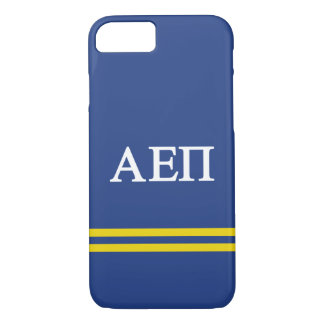 Alpha Epsilon Pi | Sport Stripe iPhone 8/7 Case