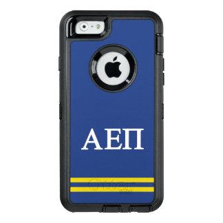 Alpha Epsilon Pi | Sport Stripe OtterBox iPhone 6/6s Case