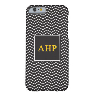 Alpha Eta Rho | Chevron Pattern Barely There iPhone 6 Case