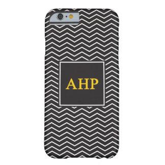 Alpha Eta Rho | Chevron Pattern Barely There iPhone 6 Case