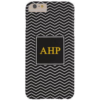 Alpha Eta Rho | Chevron Pattern Barely There iPhone 6 Plus Case