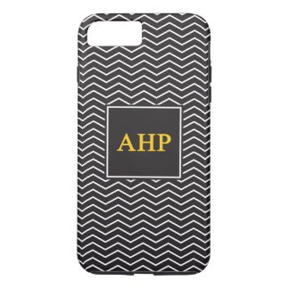 Alpha Eta Rho | Chevron Pattern iPhone 8 Plus/7 Plus Case