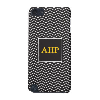 Alpha Eta Rho   Chevron Pattern iPod Touch (5th Generation) Case