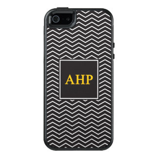 Alpha Eta Rho | Chevron Pattern OtterBox iPhone 5/5s/SE Case