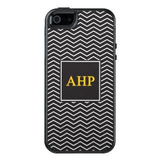 Alpha Eta Rho | Chevron Pattern OtterBox iPhone 5/5s/SE Case