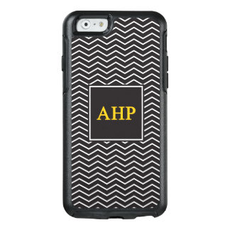 Alpha Eta Rho | Chevron Pattern OtterBox iPhone 6/6s Case