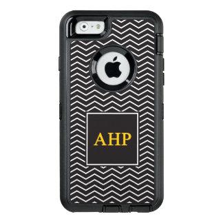 Alpha Eta Rho   Chevron Pattern OtterBox iPhone 6/6s Case