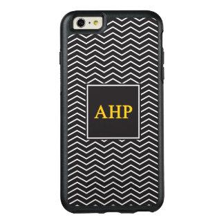 Alpha Eta Rho | Chevron Pattern OtterBox iPhone 6/6s Plus Case