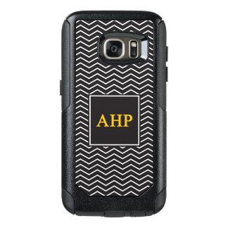 Alpha Eta Rho | Chevron Pattern OtterBox Samsung Galaxy S7 Case