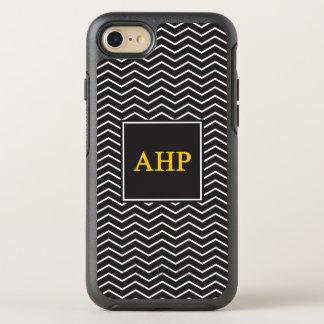 Alpha Eta Rho | Chevron Pattern OtterBox Symmetry iPhone 8/7 Case