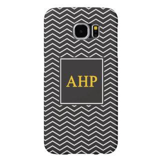 Alpha Eta Rho | Chevron Pattern Samsung Galaxy S6 Cases