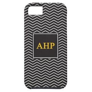 Alpha Eta Rho   Chevron Pattern Tough iPhone 5 Case