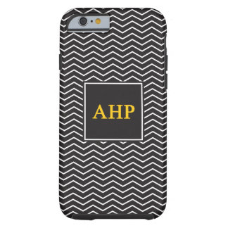 Alpha Eta Rho | Chevron Pattern Tough iPhone 6 Case