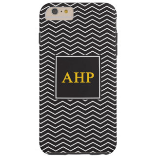 Alpha Eta Rho | Chevron Pattern Tough iPhone 6 Plus Case