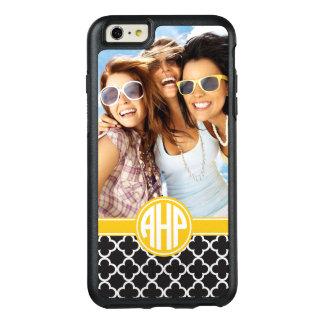Alpha Eta Rho | Custom Monogram Pattern OtterBox iPhone 6/6s Plus Case