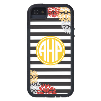 Alpha Eta Rho | Monogram Stripe Pattern Tough Xtreme iPhone 5 Case