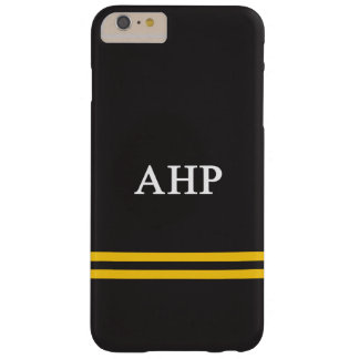 Alpha Eta Rho | Sport Stripe Barely There iPhone 6 Plus Case