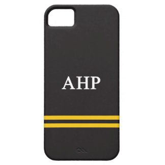 Alpha Eta Rho   Sport Stripe iPhone 5 Cover